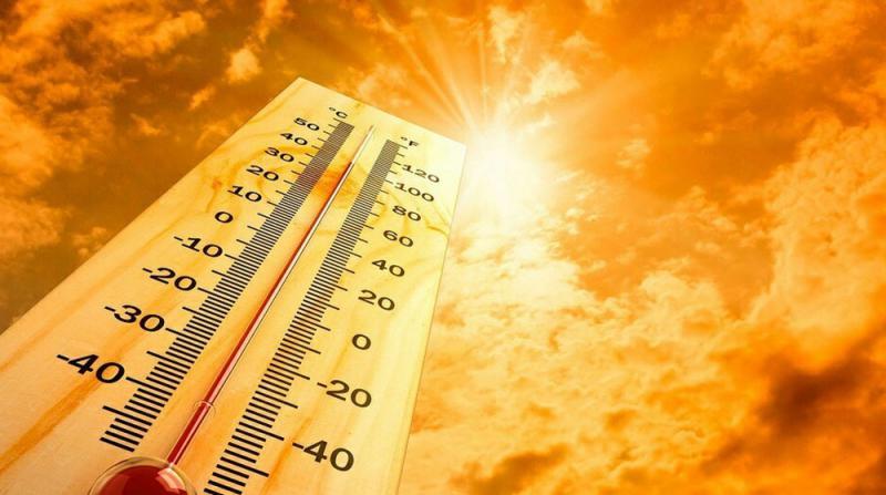 Meteoroloji'den Kavurucu Sıcak Uyarısı