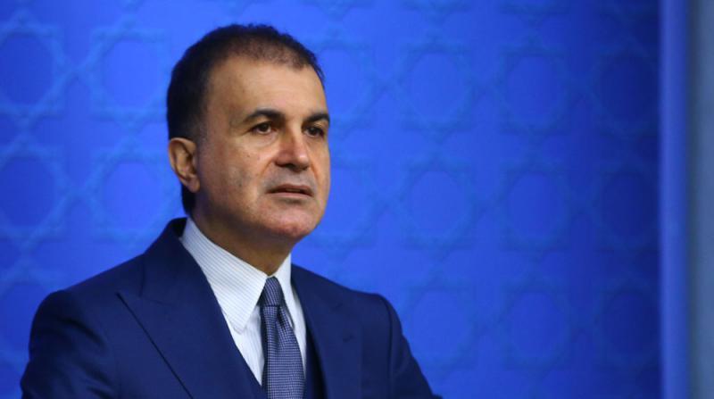 AKP Sözcüsü Çelik: ABD'nin Kararı İstikrar Arayışlarını Bozan Bir Adımdır