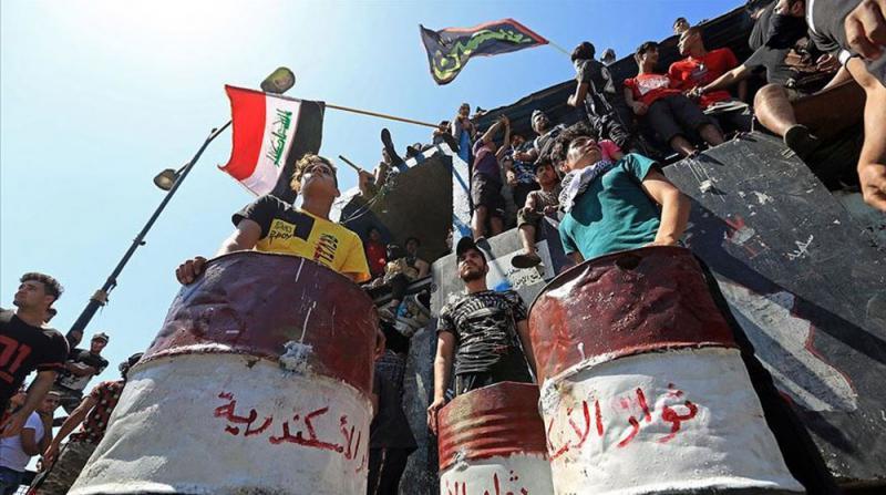 Irak'ta Gösteriler Yeniden Alevlendi