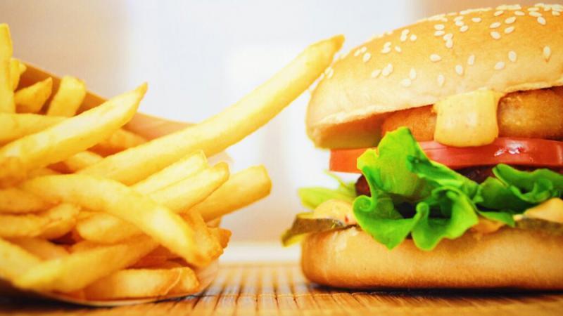 Hazır Gıdalar Bağışıklığı Bozuyor