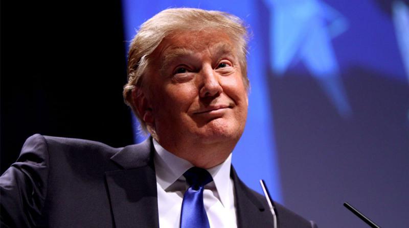 Trump'tan Şaka Gibi Savunma: Beyazlar da Ölüyor