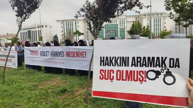 Furkan Gönüllülerinin Mahkemeleri Ertelenmeye Devam Ediyor