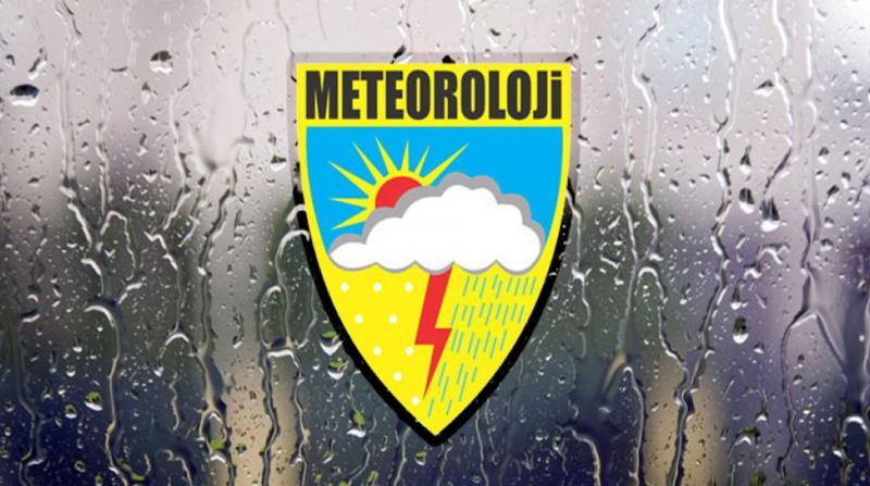 Meteoroloji Yarın İçin Uyardı