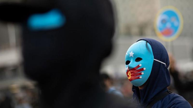 ABD, Uygurların Saçlarını İhraç Şüphesiyle Çinli Şirketin Mallarına El Koydu