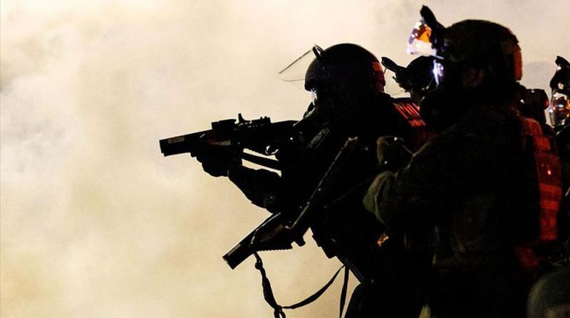 ABD'de Şiddet Dur Durak Bilmiyor! Bir Kişi Daha Vuruldu