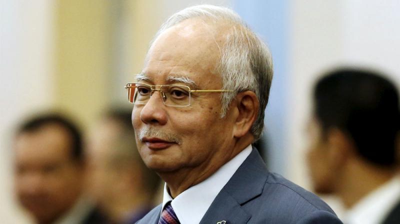 Malezya Eski Başbakanı Necip Rezak'a 12 Yıl Hapis Cezası