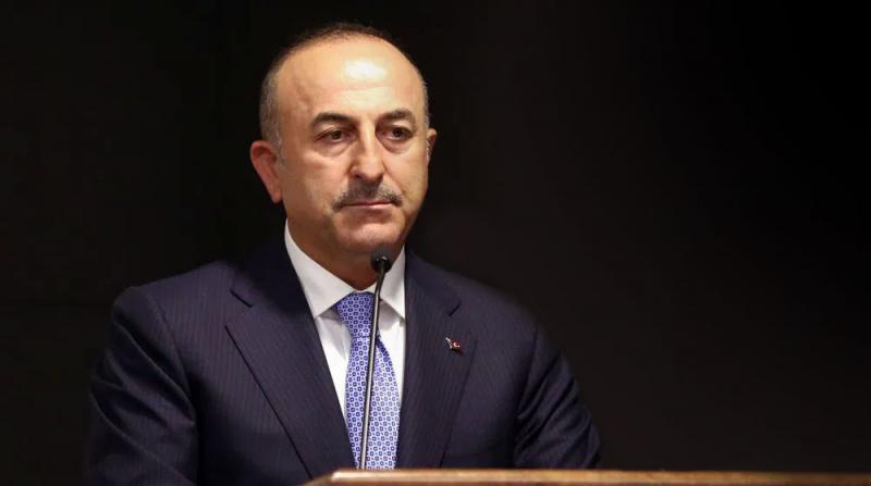 Çavuşoğlu: Libya'da Tek Çözüm Siyasi Çözümdür