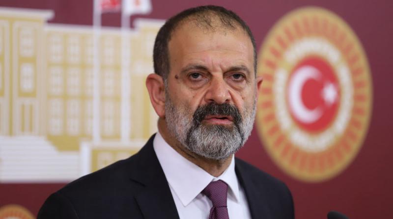 HDP Mardin Milletvekili Tuma Çelik Partisinden İstifa Etti
