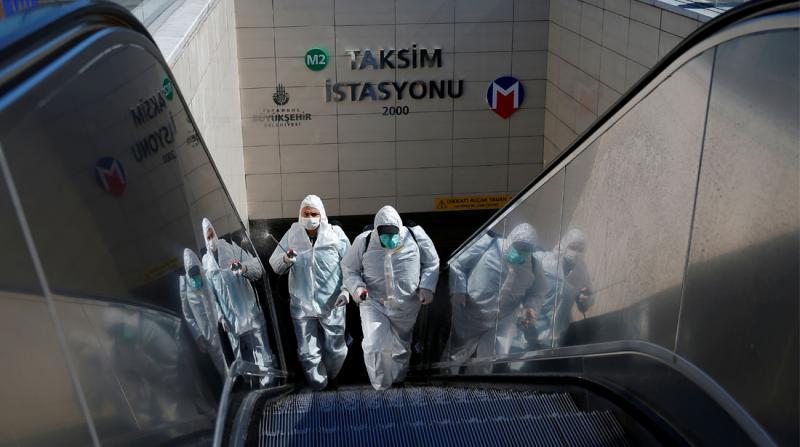 DSÖ'den Türkiye İçin İyimser Açıklama: Vaka Sayıları Dengeleniyor