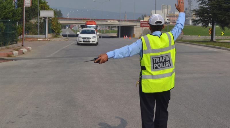 İçişleri Bakanlığı'ndan 81 İle Trafik Talimatı