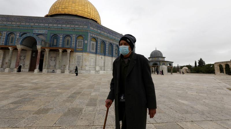 Filistin'de Koronavirüs Vaka Sayısı 320'Yükseldi