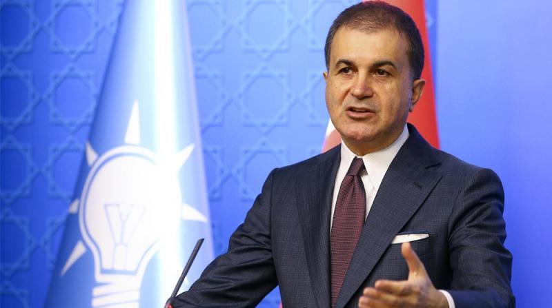 Çelik: Türkiye Cumhuriyeti, Demokratik, Laik Ve Sosyal Bir Hukuk Devletidir