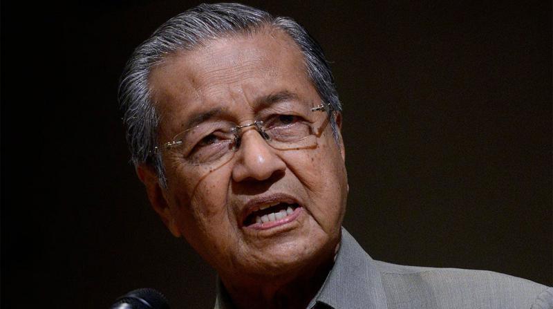 Malezya Başbakanı: ABD'nin Açıklaması İşgali Meşrulaştırmaktır
