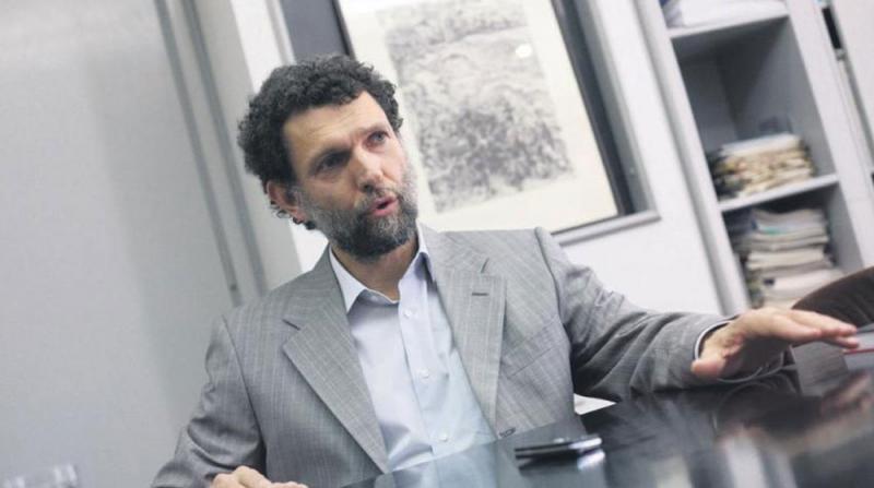 """Dışişleri Bakanlığından """"Osman Kavala"""" Tepkisi"""