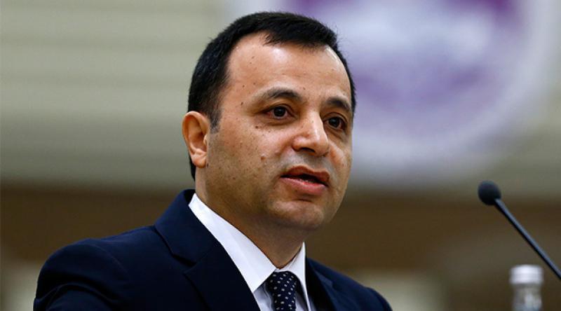 Anayasa Mahkemesi Başkanı Arslan: Hukuk ve adaletten ayrılmak insanı insan olmaktan uzaklaştırır
