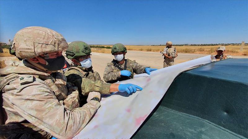 MSB: İdlib'de Can Kaybı Yaşanmamıştır