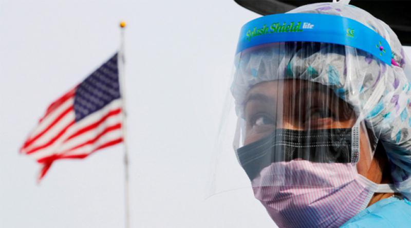 ABD'de koronavirüs sebebiyle ölenlerin sayısı 39 bini geçti