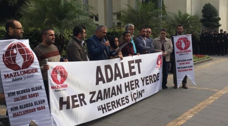 Mazlumder: KHK'lar Hukuku Aşan Uygulamalara Alet Edildi