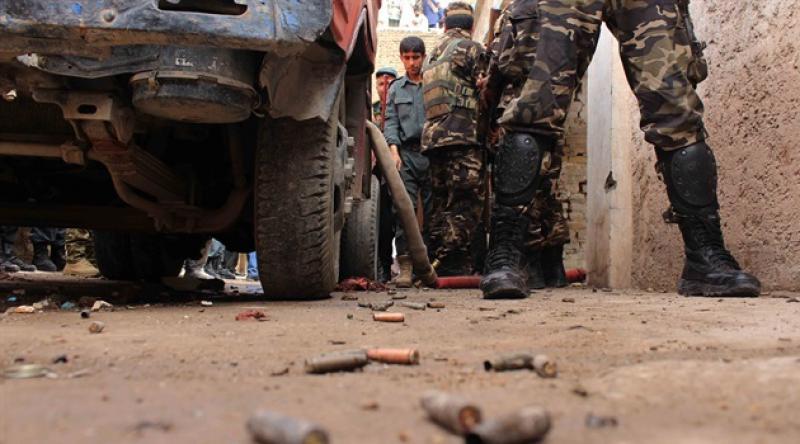 Afganistan'da savcılara saldırı: Ölü ve yaralılar var
