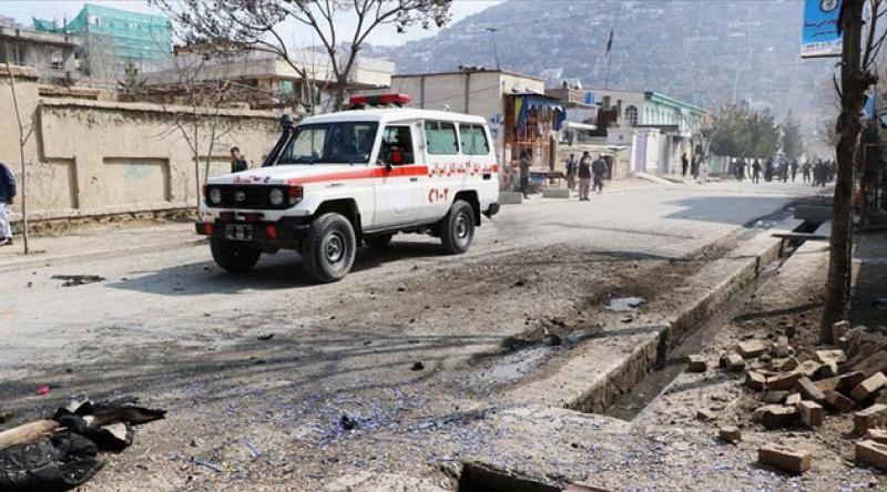 Afganistan'da karakola Taliban saldırısı: 7 ölü