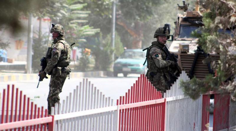 Afganistan'da bomba yüklü araçla saldırı: 1 ölü