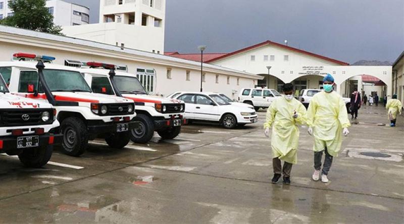 Afganistan Cumhurbaşkanı Temsilcisi koronavirüsten öldü