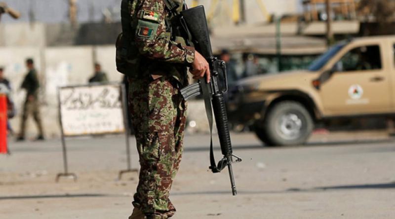 Afganistan'da üst düzey komutan öldürüldü