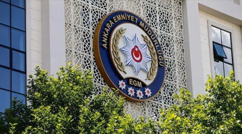 Ankara Emniyet Müdürlüğünde yeni atamalar