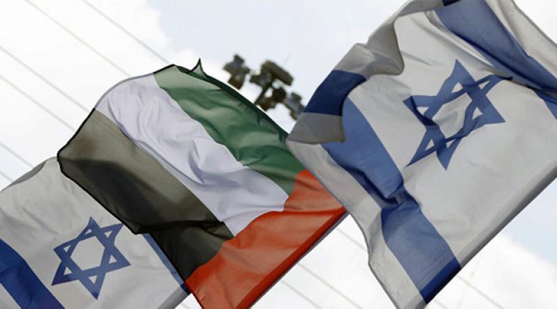İsrail-BAE anlaşması Kızıldeniz'de askeri iş birliğini artıracak