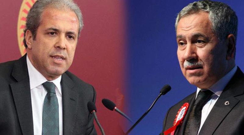 AKP eski milletvekili Şamil Tayyar'dan Bülent Arınç'a 'istifa' çağrısı