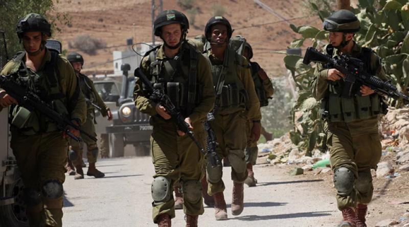 İşgalci İsrail güçleri ikisi kadın 46 Filistinliyi gözaltına aldı