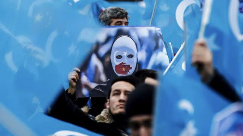 Çin'in, Müslüman uygur soykırımı devam ediyor!