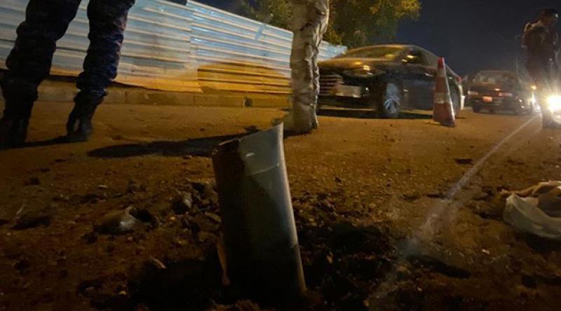Bağdat'ta füze saldırısı: 5 ölü