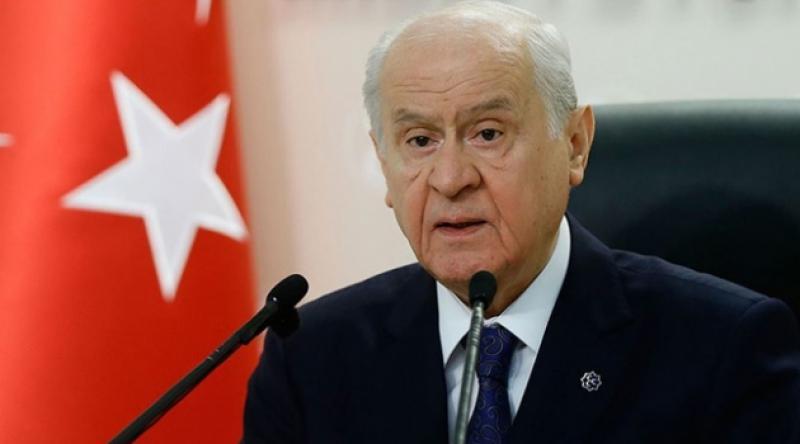 Bahçeli: Türk Tabipler Birliği derhal ve gecikmeksizin kapatılmalıdır
