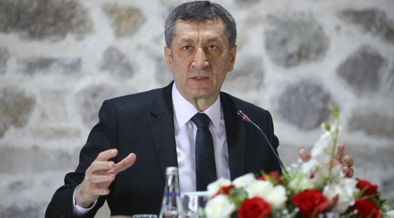 Milli Eğitim Bakanı Selçuk: Okullarımızı 21 Eylül'de açma çabasındayız