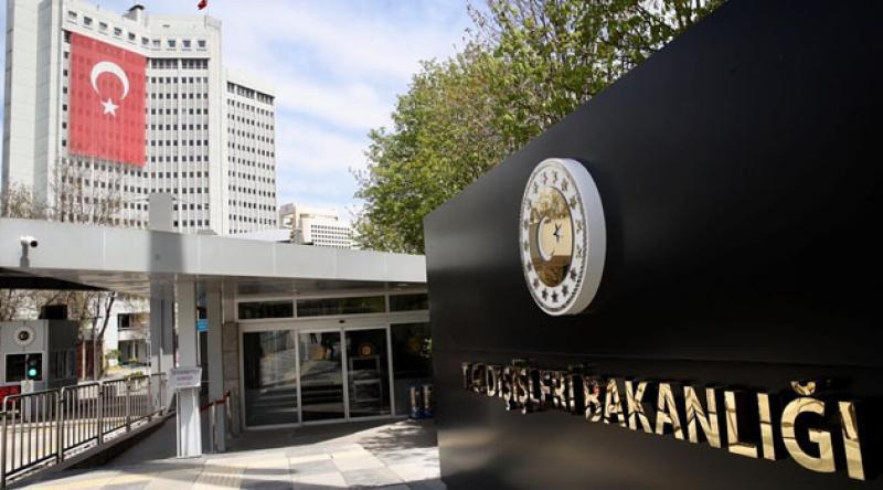 Dışişleri Bakanlığı: Mali Cumhurbaşkanı Keita'nın istifaya zorlanmasından endişeliyiz