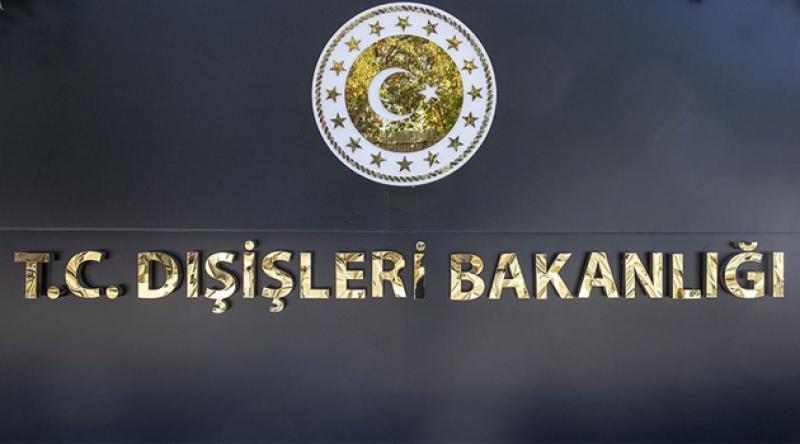 Türkiye'den Fransa'ya 'basın özgürlüğüne orantısız güç' tepkisi