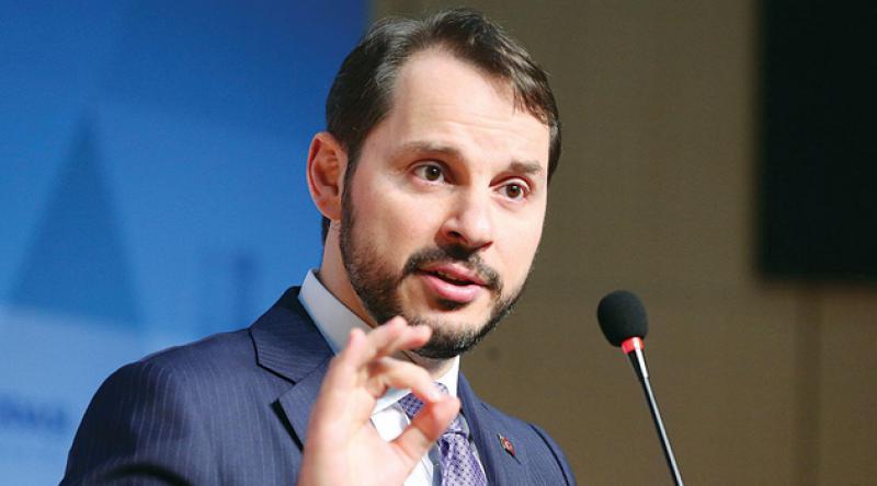 Bakan Albayrak: Ekonomimiz üçüncü çeyrek için güçlü bir yükseliş mesajı verdi