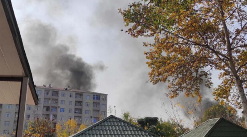 Ermenistan'dan Berde'de sivil katliamı