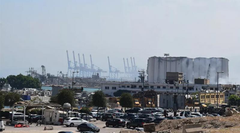 """""""Beyrut Limanı'nda hâlâ kayıp olan 7 kişi var"""""""