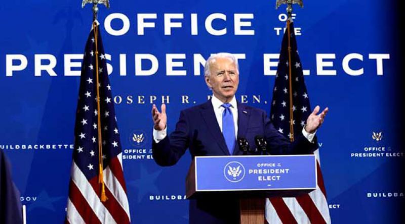 Biden: İran kontrol altına alınmazsa, Türkiye ve Mısır da nükleer silah geliştirir