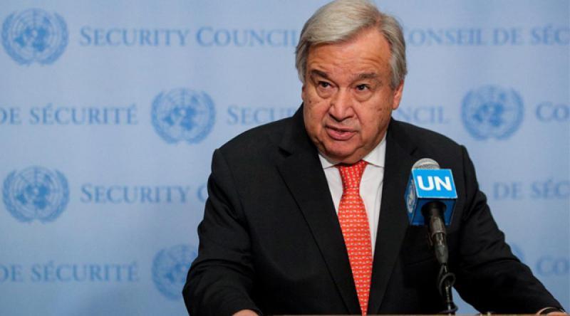 BM Genel Sekreteri: Büyük küresel ekonomik krizle karşı karşıyayız