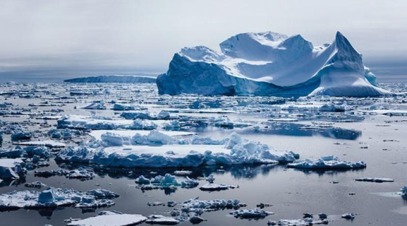 23 yılda 28 trilyon ton buzul eridi