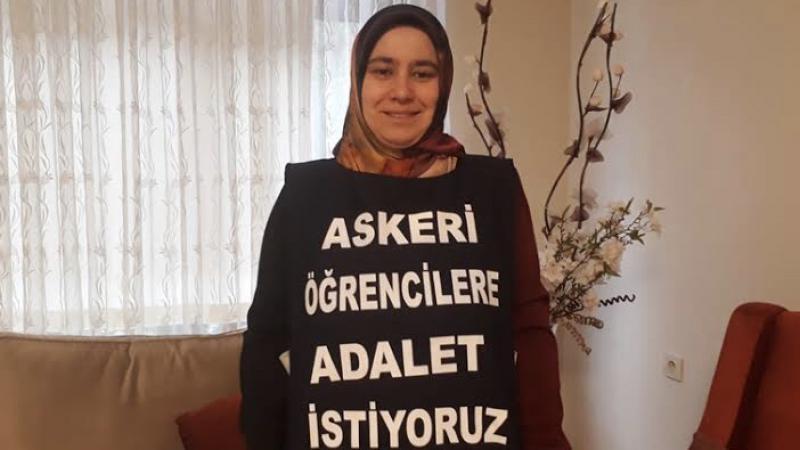 Harbiyeli annesi Melek Çetinkaya tutuklandı