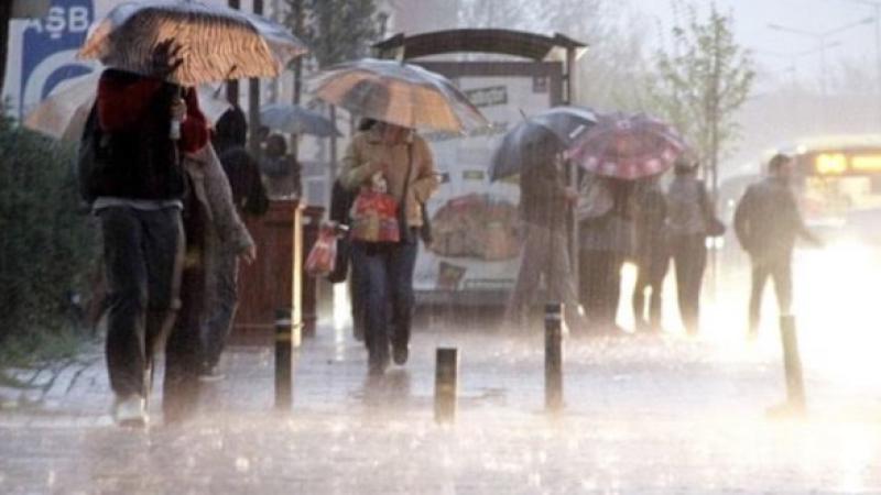 Meteoroloji'den sel ve şiddetli yağış uyarısı geldi