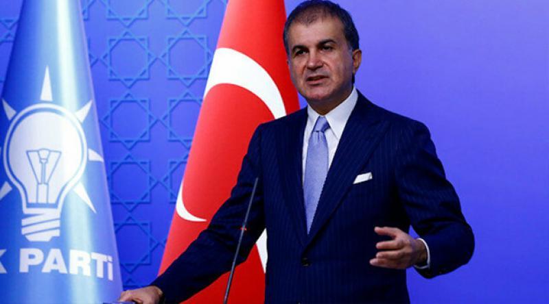 AK Parti Sözcüsü Çelik: Türkiye'de herkes birinci sınıf vatandaştır