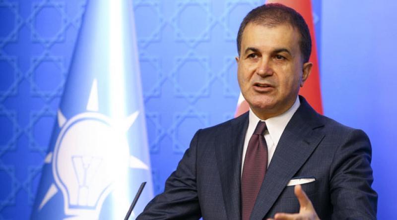 AKP Sözcüsü Çelik: Kadını koruma ve aileyi koruma dengesinden vazgeçmeyeceğiz