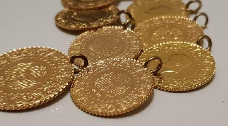 Çeyrek altın 777 lira