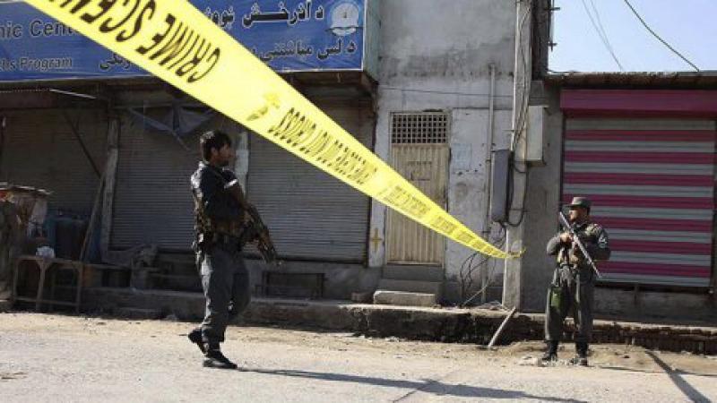 Afganistan'da camiye silahlı saldırı: 3 ölü, 6 yaralı