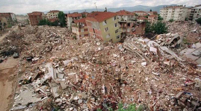 Büyük acının yıl dönümü: 17 Ağustos depremi